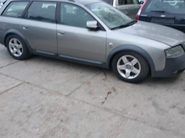 Audi A6 2003 y parts
