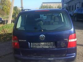 Volkswagen Touran I 2005 m dalys