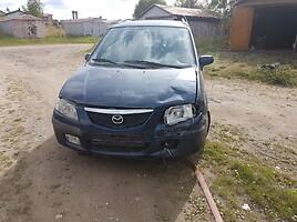 Mazda Premacy 2001 m dalys