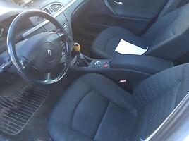 Renault Laguna II FL 2006 m. dalys
