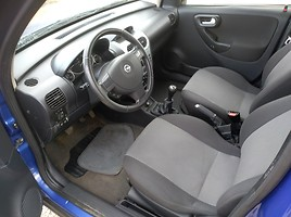 Opel Combo C 2006 m. dalys