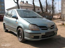 Nissan Almera Tino 2002 m dalys