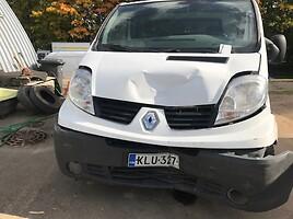 Renault Trafic 2.0dci 2009 m dalys