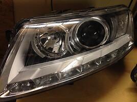 žibintų reflektorių restauravimas.