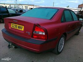 Volvo S80 I 1999 m. dalys