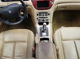 Peugeot 607 2.7 hdi 2006 m dalys