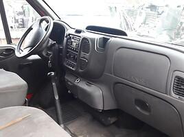 Ford Transit 2001 m dalys
