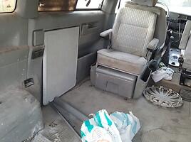 Volkswagen Multivan 1994 m dalys