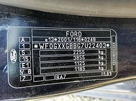 Ford Mondeo MK4 2008 m dalys