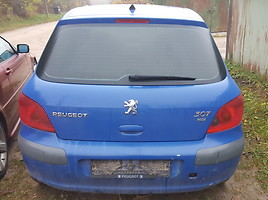 Peugeot 307 I 2003 m dalys