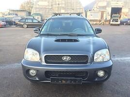 Hyundai Santa Fe I 2003 m dalys