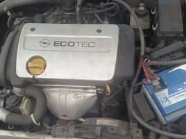 Opel Vectra B Ecotec 2001 m. dalys