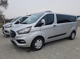 Ford Transit Custom 2018 y rent