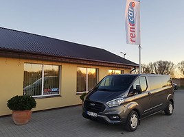 Ford Transit Custom 2018 y