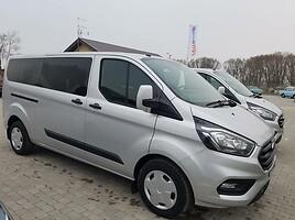 Ford Transit Custom 2018 m.