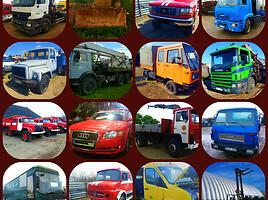 Sunkvežimių supirkimas