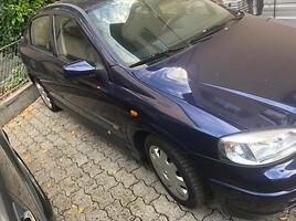 Opel Astra I 2000 г запчясти