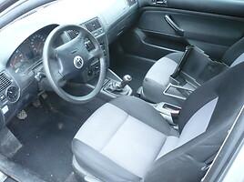 Volkswagen Golf IV 2000 m dalys