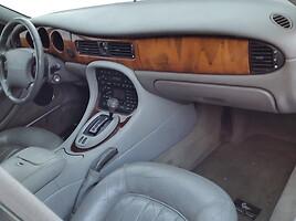 Jaguar Xj X308 XJR 1999 m. dalys