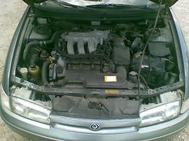 Mazda 626 III 1992 m. dalys