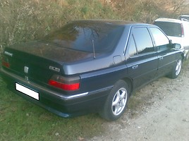 Peugeot 605 1999 m dalys