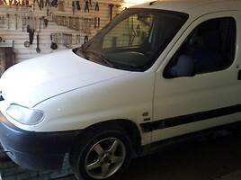 citroen berlingo i Komercinis auto(su būda) 1998