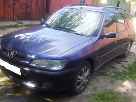 Peugeot 306 Universalas 2000