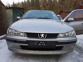 peugeot 406 Sedanas 2001