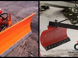 Sniego stumdytuvas, peilis mini traktoriams Greideris