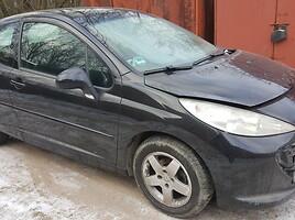 Peugeot 207 1.4i KFU 2006 m dalys