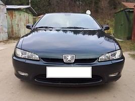 Peugeot 406 Coupe 2001