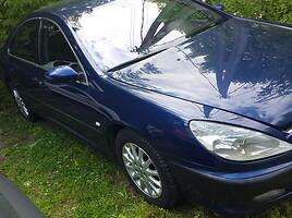 peugeot 607 Sedanas 2003