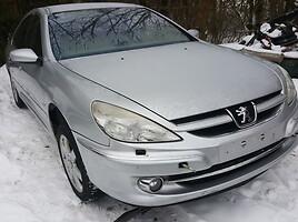 peugeot 607 Sedanas 2006