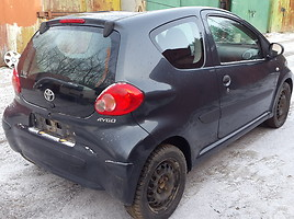 Toyota Aygo I 2006 m. dalys