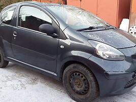 Toyota Aygo I 1.0i 2d pilka Hečbekas 2006