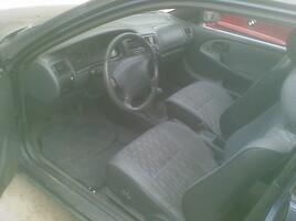 Toyota Corolla SERIA E10 1995 m. dalys