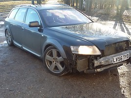 Audi A6 Allroad C6 Universalas 2006