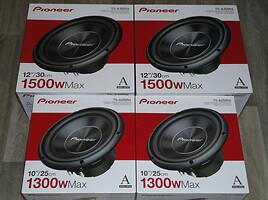 Pioneer ts-w306r yra kitu!