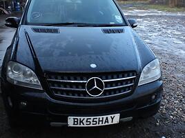 Mercedes-Benz Ml Klasė ML 166 W164 2007 m dalys