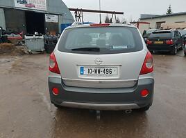 Opel Antara 2010 m. dalys