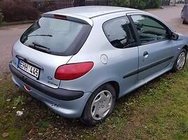 Peugeot 206 2002 г. запчясти