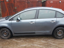 citroen c4 i exclusive Hečbekas 2006