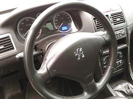 Peugeot 307 I 2004 m dalys