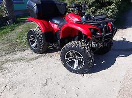Yamaha Grizzly ATV / Three-wheel 2005
