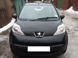 Peugeot 107 2008 m. dalys