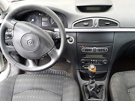 Renault Laguna II laguna 2 facelift 2005 m. dalys