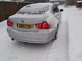 BMW 320 Sedanas 2010