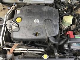 Nissan Almera 2004 y parts