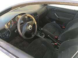 Volkswagen Bora Tdi 2001 m dalys