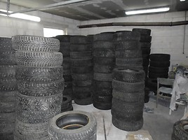 Toyota R16 steel stamped  rims